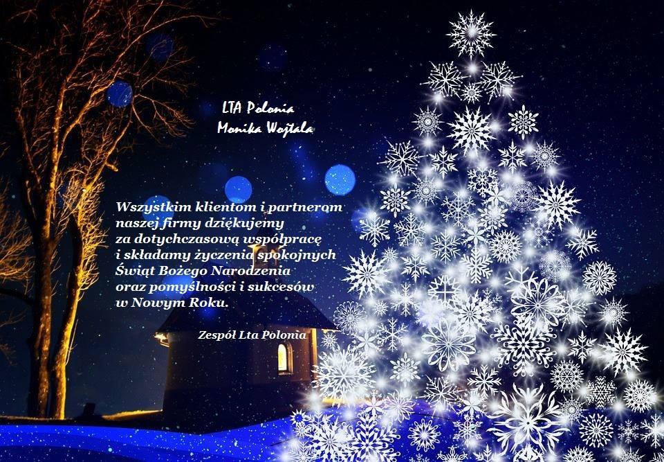 Życzenia Świątczne